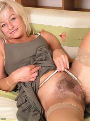 pussy Women in stockings