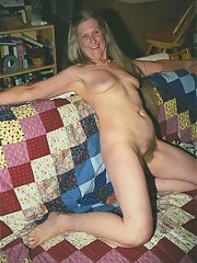Really. All Hairy grandma nude for